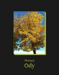 Ody - Horacy - ebook
