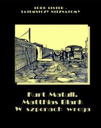 W szponach wroga - Kurt Matull - ebook