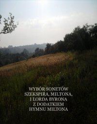 Wybór sonetów poetów angielskich - Antologia - ebook