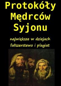 Protokoły Mędrców Syjonu - Matwiej Gołowiński - ebook