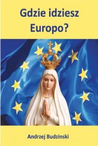 Gdzie idziesz Europo? - Andrzej Budziński - ebook
