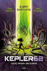 Kepler62. Część druga: Odliczanie - Bjorn Sortland - ebook