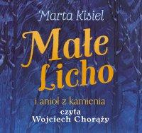 Małe Licho i anioł z kamienia - Marta Kisiel - audiobook