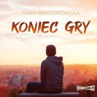 Koniec gry - Anna Onichimowska - audiobook