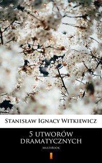 5 utworów dramatycznych - Stanisław Ignacy Witkiewicz - ebook