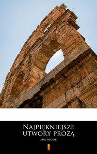 Najpiękniejsze utwory prozą - Stendhal - ebook