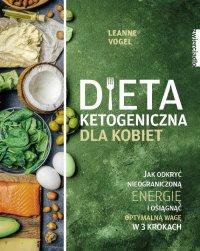 Dieta ketogeniczna dla kobiet - Leanne Vogel - ebook