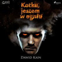 Kotku jestem w ogniu - Dawid Kain - audiobook