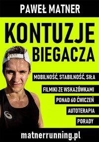 Kontuzje biegacza - Paweł Matner - ebook