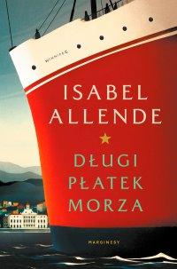 Długi płatek morza - Isabel Allende - ebook