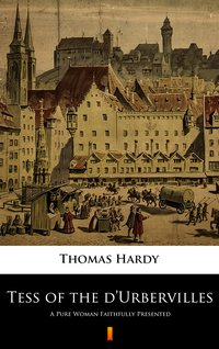 Tess of the d'Urbervilles - Thomas Hardy - ebook