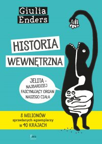 Historia wewnętrzna - Giulia Enders - ebook
