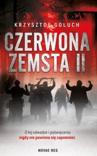 Czerwona zemsta II - Krzysztof Goluch - ebook