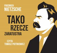 Tako rzecze Zaratustra - Friedrich Nietzsche - audiobook