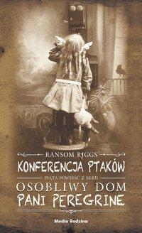 Konferencja ptaków - Ransom Riggs - ebook