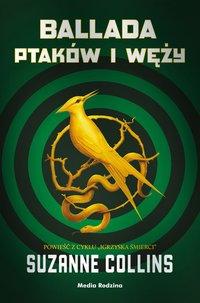 Ballada ptaków i węży - Suzanne Collins - ebook