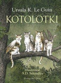 Kotolotki - Ursula K. LeGuin - ebook