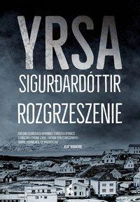 Rozgrzeszenie - Yrsa Sigurdardóttir - ebook