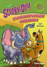 Scooby-Doo! Zwariowane muzeum - Gail Herman - ebook