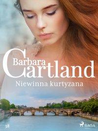 Niewinna kurtyzana - Barbara Cartland - ebook