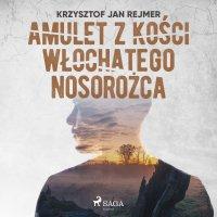Amulet z kości włochatego nosorożca - Krzysztof Rejmer - audiobook