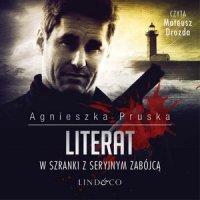 Literat. Komisarz Barnaba Uszkier. Tom 1 - Agnieszka Pruska - audiobook
