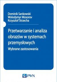 Przetwarzanie i analiza obrazów w systemach przemysłowych. Wybrane zastosowania - Dominik Sankowski - ebook