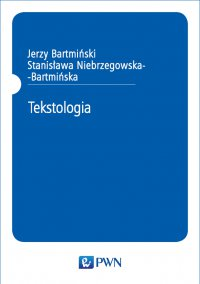 Tekstologia - Jerzy Bartmiński - ebook