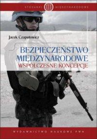 Bezpieczeństwo międzynarodowe. Współczesne koncepcje - Jacek Czaputowicz - ebook