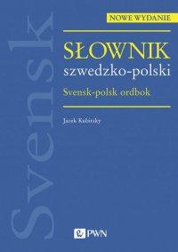 Słownik szwedzko-polski - Jacek Kubitsky - ebook