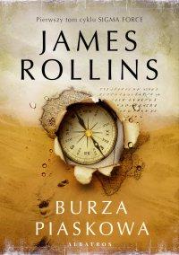 Burza piaskowa - James Rollins - ebook