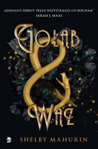 Gołąb i wąż - Shelby Mahurin - ebook
