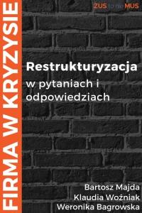 Restrukturyzacja w pytaniach i odpowiedziach - Klaudia Woźniak - ebook
