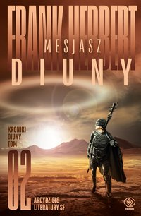 Mesjasz Diuny - Frank Herbert - ebook