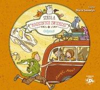Szkoła magicznych zwierząt. Odjazd! - Margit Auer - audiobook