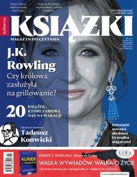 Książki. Magazyn do czytania 3/2020 - Opracowanie zbiorowe - eprasa