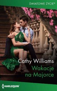 Wakacje na Majorce - Cathy Williams - ebook