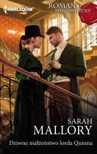 Dziwne małżeństwo lorda Quinna - Sarah Mallory - ebook