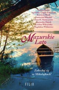 Mazurskie Lato - Tomasz Kieres - ebook