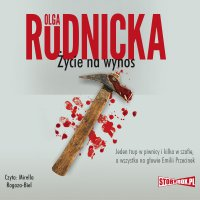 Emilia Przecinek. Tom 2. Życie na wynos - Olga Rudnicka - audiobook