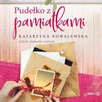 Pudełko z pamiątkami - Katarzyna Kowalewska - audiobook