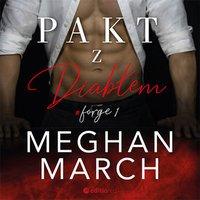 Pakt z diabłem. Forge #1 - Meghan March - audiobook