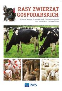 Rasy zwierząt gospodarskich - Stanisław Jasek - ebook