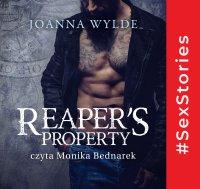 Reaper's Property - Joanna Wylde - audiobook