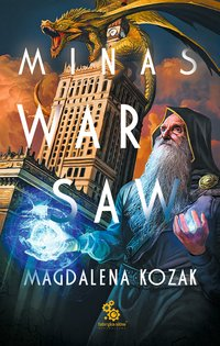 Minas Warsaw - Magdalena Kozak - ebook