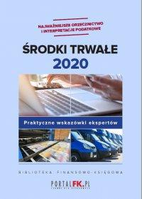 Środki trwałe 2020 - Opracowanie zbiorowe - ebook