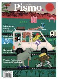 Pismo. Magazyn Opinii 07/2020 - Patrycja Pustkowiak - audiobook