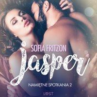 Namiętne spotkania 2: Jesper - Sofia Fritzson - audiobook