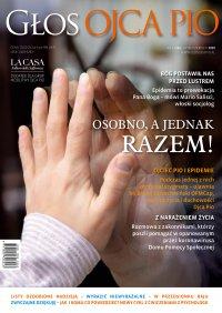 Głos Ojca Pio nr 4 (124) lipiec/sierpień 2020 - Opracowanie zbiorowe - eprasa