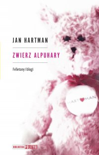 Zwierz Alpuhary - Jan Hartman - ebook